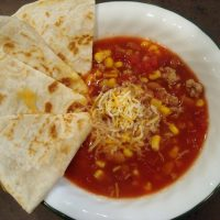Tin Can Taco Soup