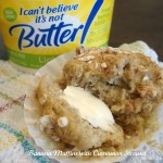 Banana Muffins with Cinnamon Streusel