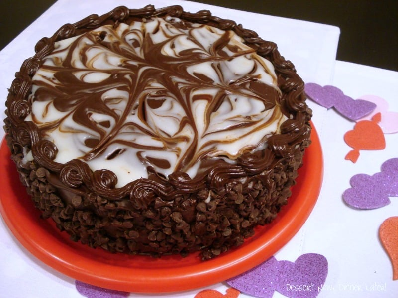 Olive Garden Black Tie Mousse Cake Recipe