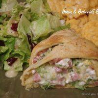 Ham & Broccoli Braid