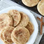 BEST Snickerdoodles