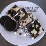 Cookies & Cream Magic Bars