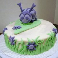 Junebugs' Birthdays & Marshmallow Fondant Recipe