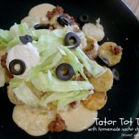 Tator Tot Tacos