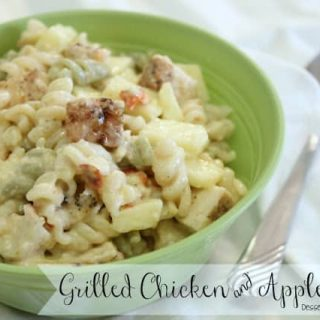 Grilled Chicken & Apple Salad