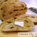 Cinnamon Chip Bread