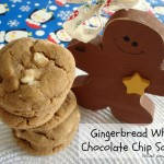 Gingerbread White Chocolate Chip Softies