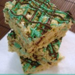 Mint Chocolate Krispies