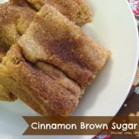 Cinnamon Brown Sugar Bars