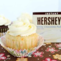 White Chocolate Pudding Buttercream