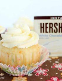 White Chocolate Pudding Buttercream