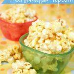 Soft & Gooey Marshmallow Popcorn