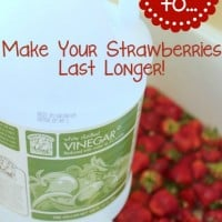 How To… Make Your Strawberries Last Longer!
