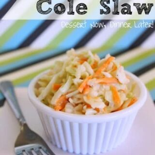 Copycat KFC Cole Slaw