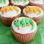 Dragon Cupcakes Tutorial