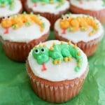 Dragon Cupcakes Tutorial