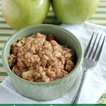 Apple Crisp For One (+ Video)
