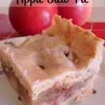 Apple Slab Pie