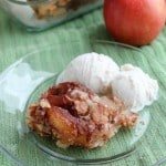 Snickerdoodle Apple Pie Dessert