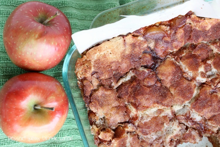 Snickerdoodle Apple Pie