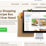 New Feature: ZipList Recipe Box & Shopping List