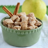 Apple Cinnamon Muddy Buddies