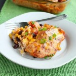 Chicken Fiesta Bake