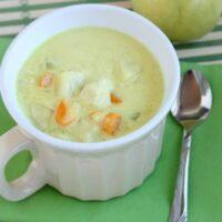 Chicken Mulligitawny Soup