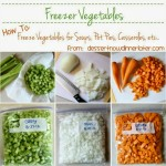 Freezer Vegetables