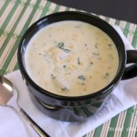 Copycat Olive Garden Chicken & Gnocchi Soup