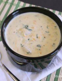 Olive Garden Chicken & Gnocchi Soup