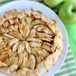 Caramel Apple Crostata