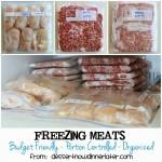 Freezing Meats