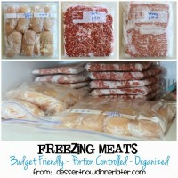 Freezing Meats
