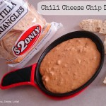Chili Cheese Chip Dip