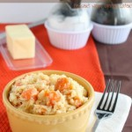 Parsnip & Carrot Mash {& a Giveaway!}