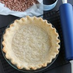 Perfect Pie Crust {Tutorial}