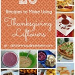 25 Recipes to Make Using Thanksgiving Leftovers