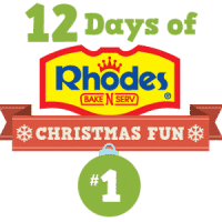 12 Days of Rhodes, Christmas Fun!