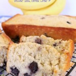 Sour Cream Banana-Berry Bread
