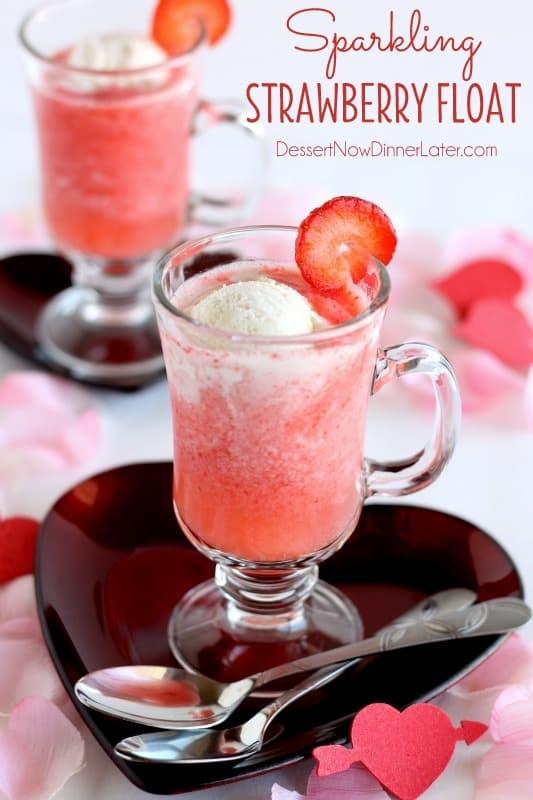 Valentine S Day Dessert Recipes For Kids Oh Sweet Basil