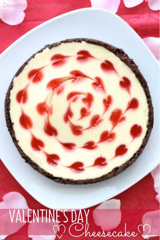 Valentine's Day Cheesecake1
