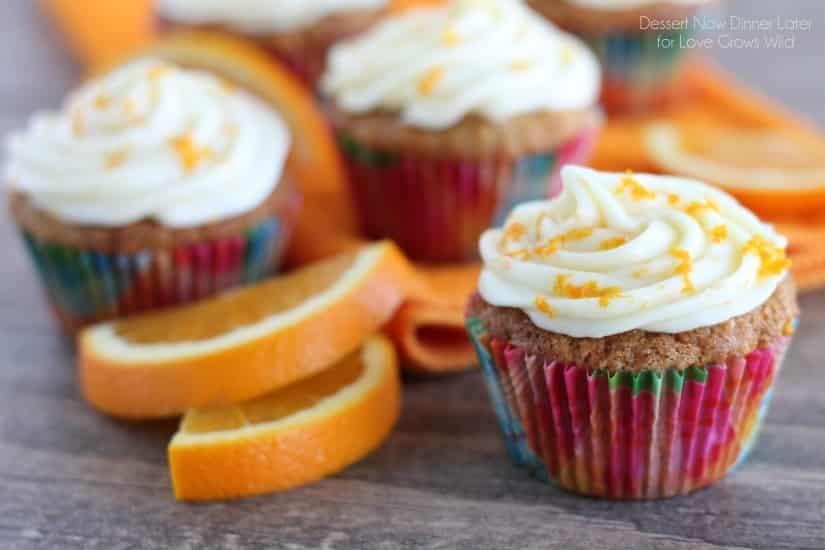 make carrot cake cupcakes
