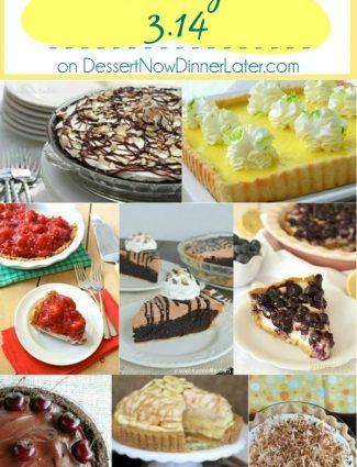 44 Pies to Celebrate Pi Day 3.14