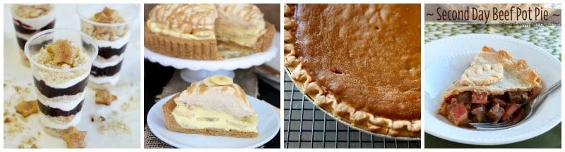 Pie Roundup