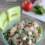 MIRACLE WHIP Kale & Apple Potato Salad