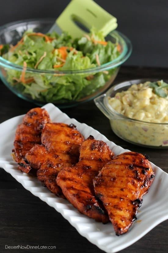 Spicy Honey Chicken3
