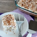 Coconut Cream Poke Cake (Guest Post)