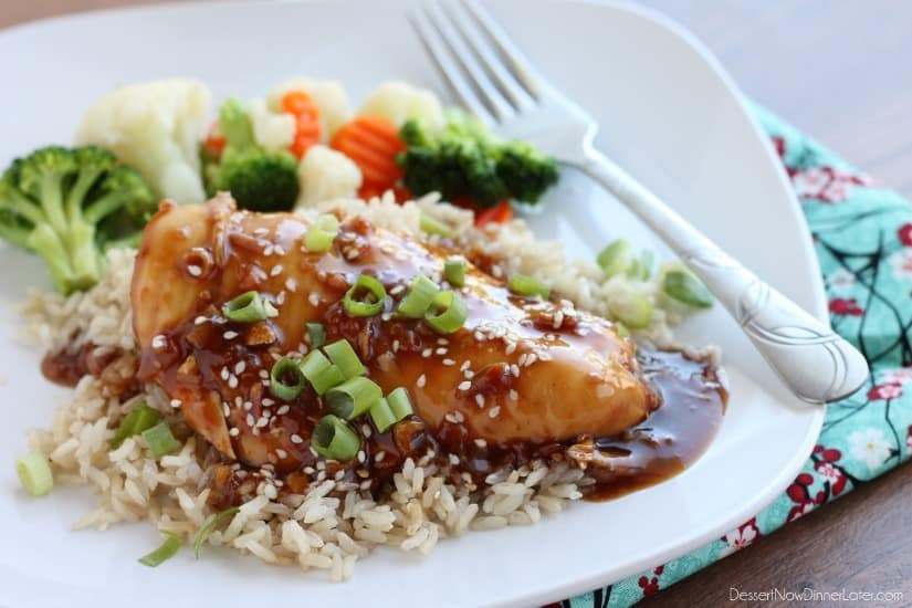 how to cook asian sesame chicken