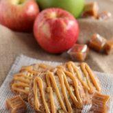 Caramel Apple Snickerdoodles from DessertNowDinnerLater.com